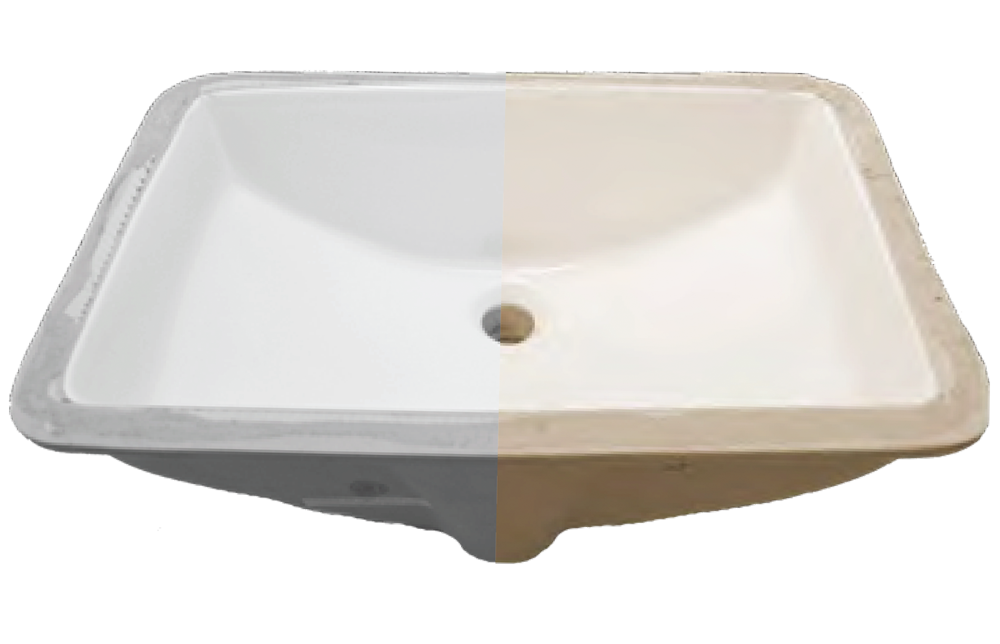 Porcelain Rectangle Lavatory (18 X 12)