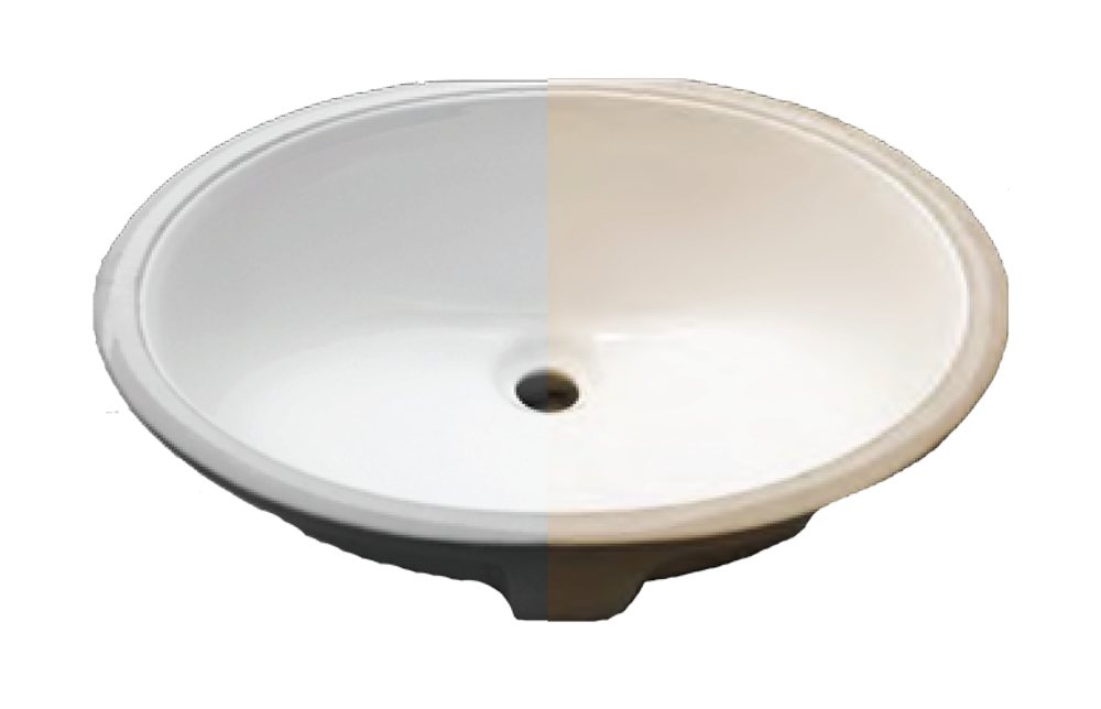 Porcelain Oval Lavatory (17 X 13)