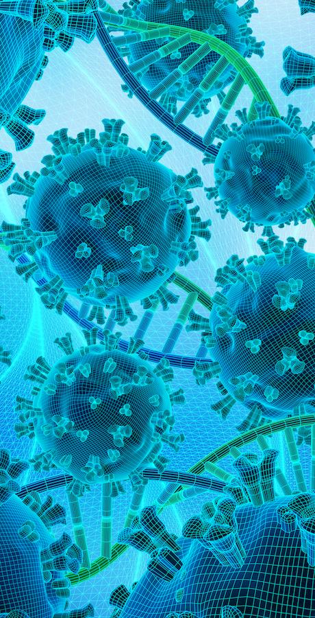 DNA & Virus