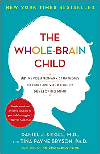 The Whole Brain Child Book Cover
