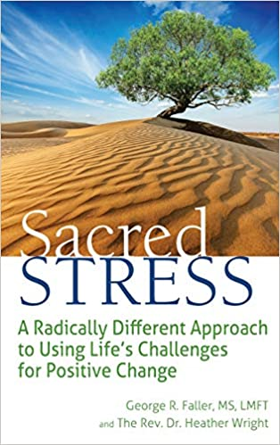 Sacred Stress Book Cover