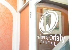 Fisher & Orfaly Dental Entrance