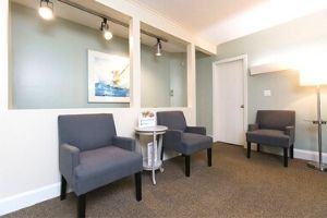 Fisher & Orfaly Dental Waiting room