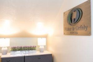 Fisher & Orfaly Dental Salem Entrance