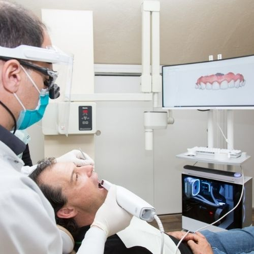 Digital Dental Impressions