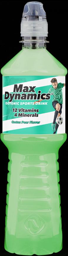 Max Dynamics - изотонична вода