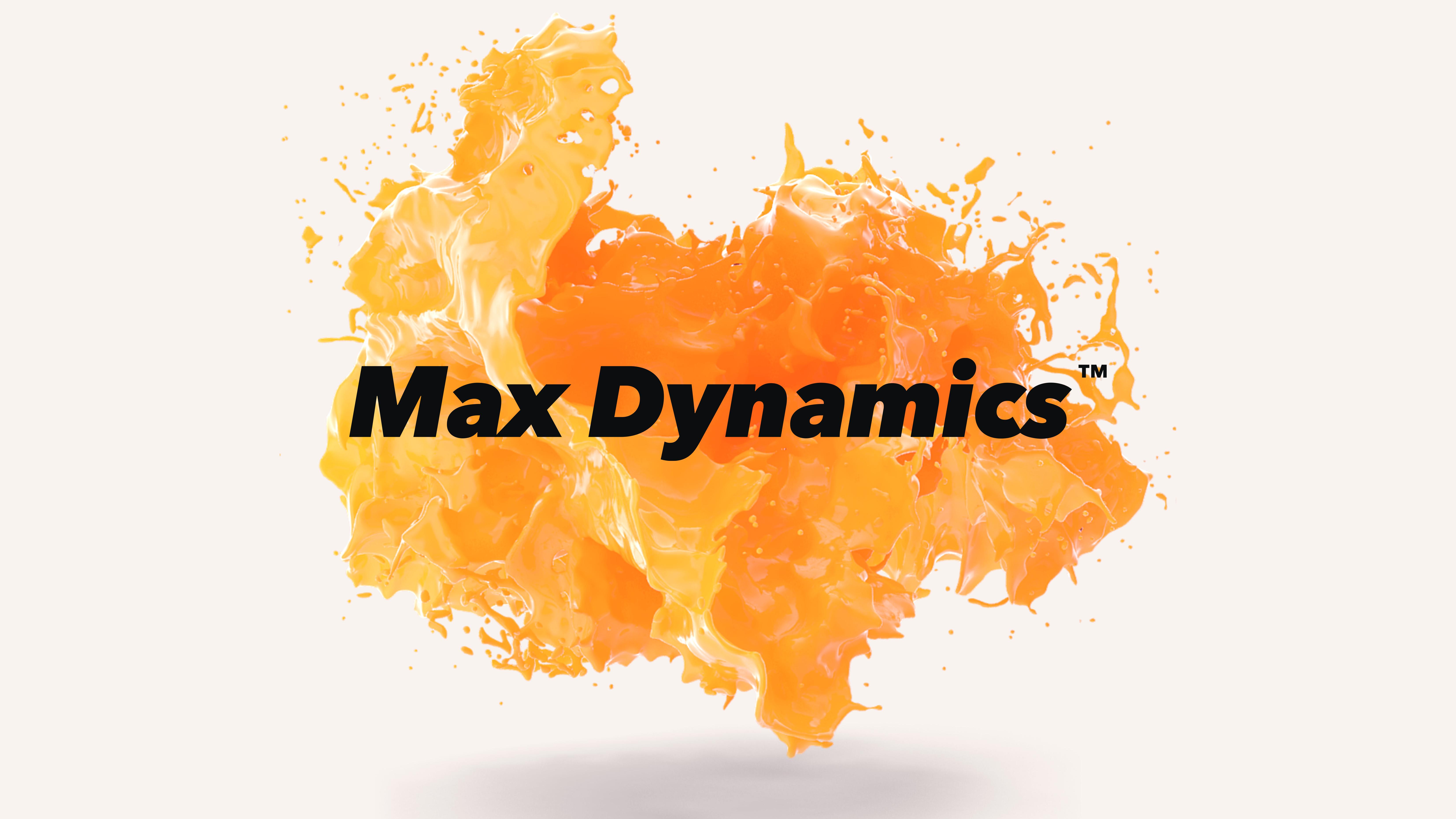 Max Dynamics - изотонични напитки