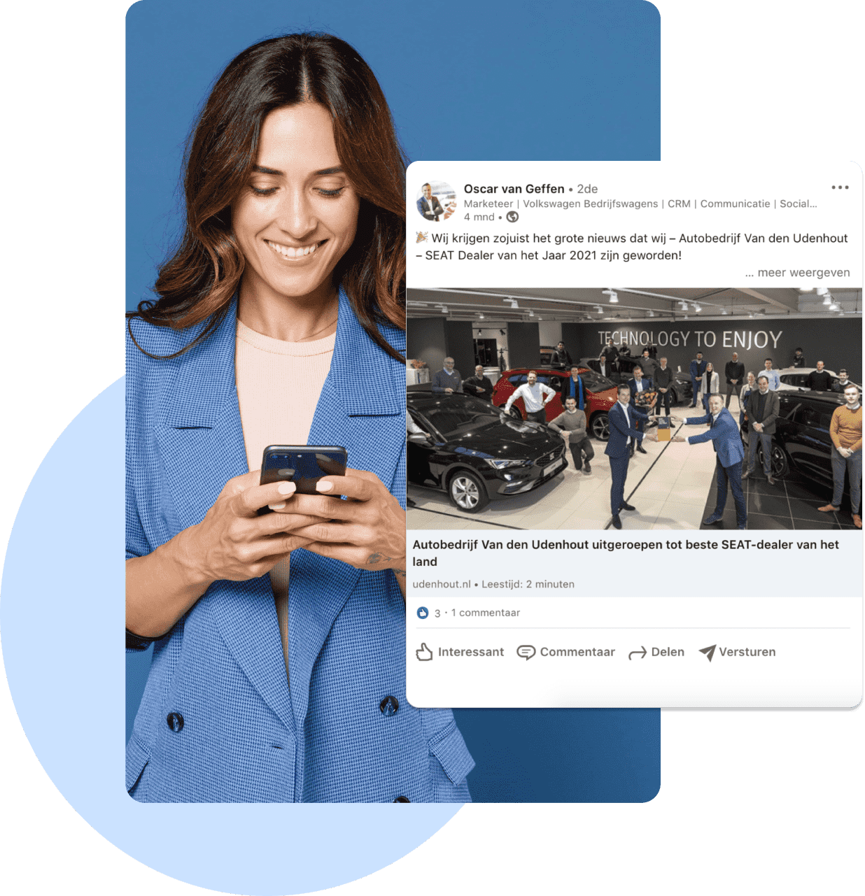 Increase value and social media engagement for your company