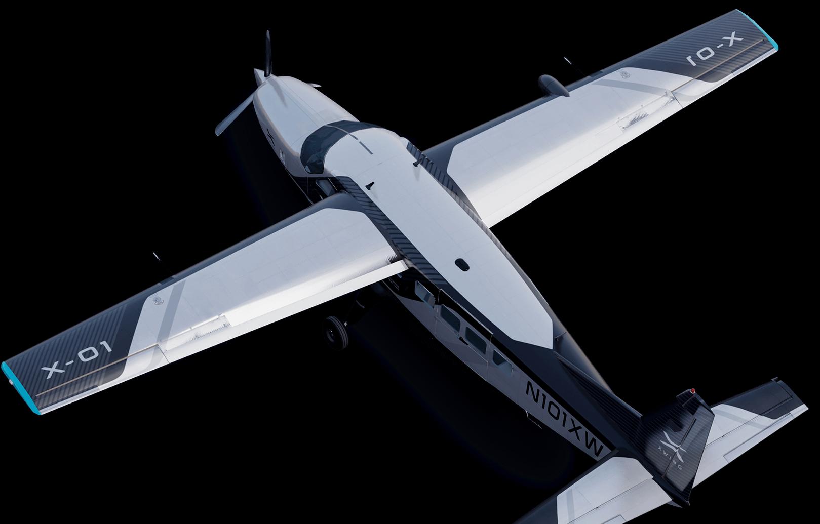 Autonomous Xwing Plane