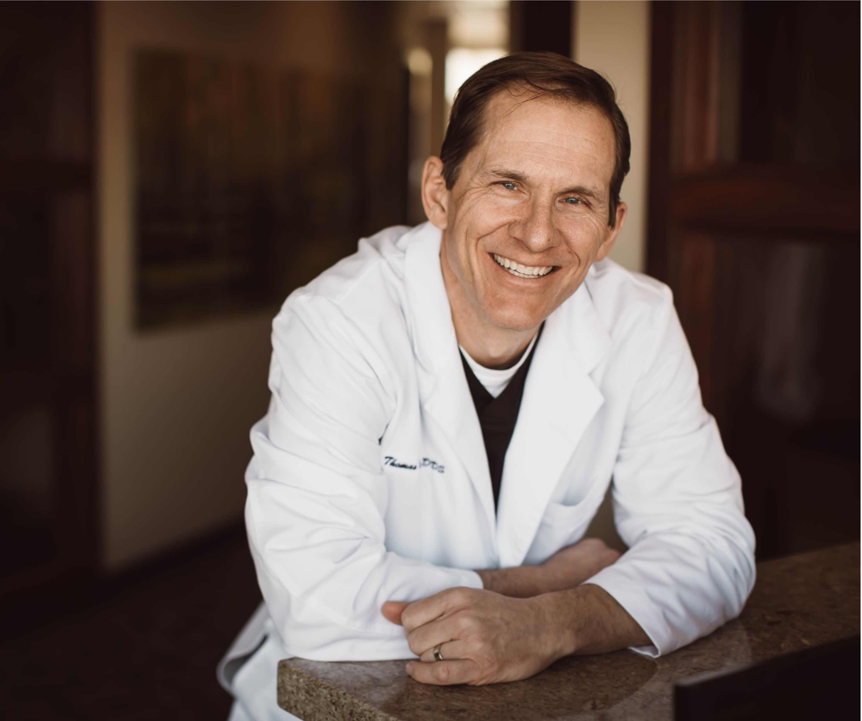 Photo of Englewood dentist, Dr. Thomas Reed, DDS