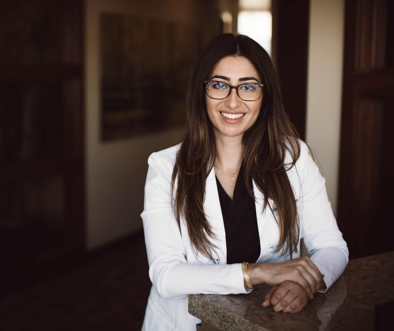 Photo of Englewood dentist Sahel Khorshidian DDS