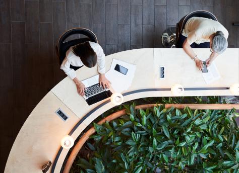 workplace design - Inventure Recruitment