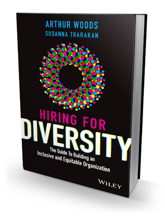 Hiring for Diversity book