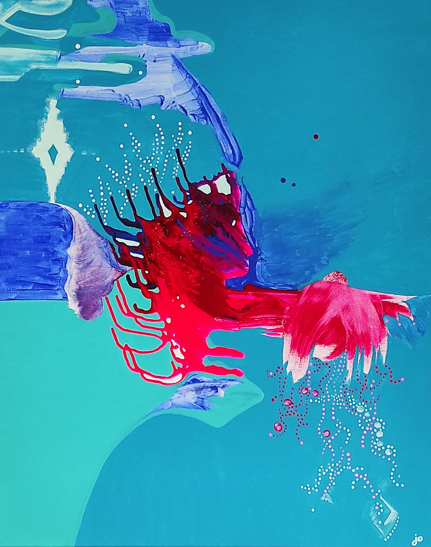 malarstwo abstrakcyjne, wyobrażnia, polski artysta, art, abstraktart, ręcznie malowane, urządzamy dom, do salonu, warszawa śródmieście, pracownia artystyczna, oryginalny prezent