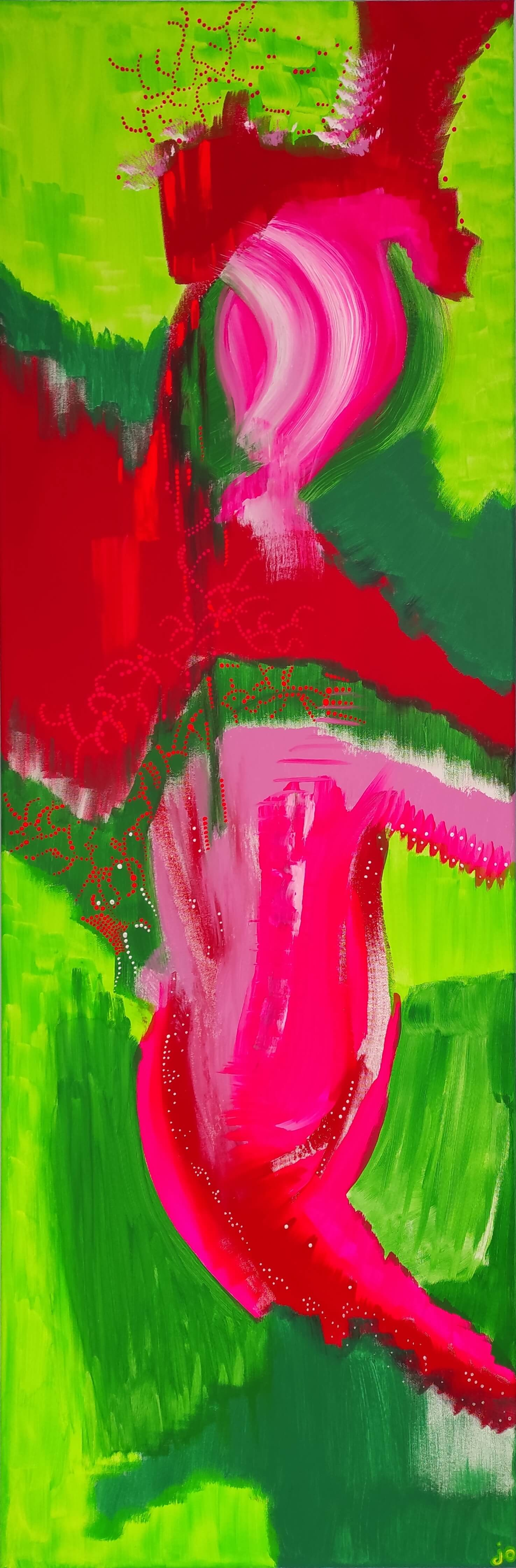 awatar, abstrakcja, sztuka współczesna, graffiti, 2021 art, malarstwo abstrakcyjne, malarstwo intuicyjne, wyobraźnia, obraz akrylowy, ręcznie malowane, polski artysta, obraz na płótnie, obraz na sprzedaż, warszawa, magicznie, oryginalne, sztuka do wnętrz, polska artystka