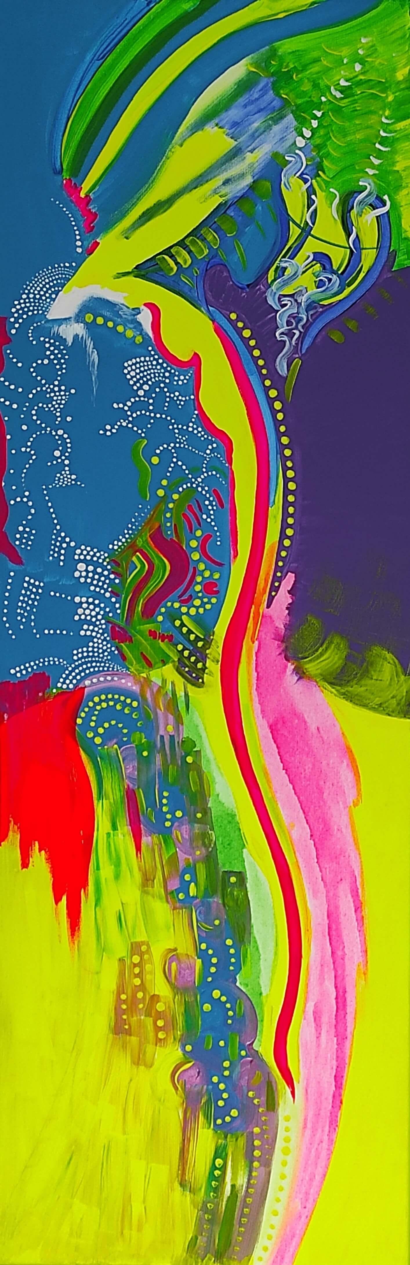 ręcznie malowane, obraz, malarstwo abstrakcyjne, malarstwo intuicyjne, sztuka współczesna, wyobraźnia, awangarda, sztuka na sprzedaż, polska sztuka