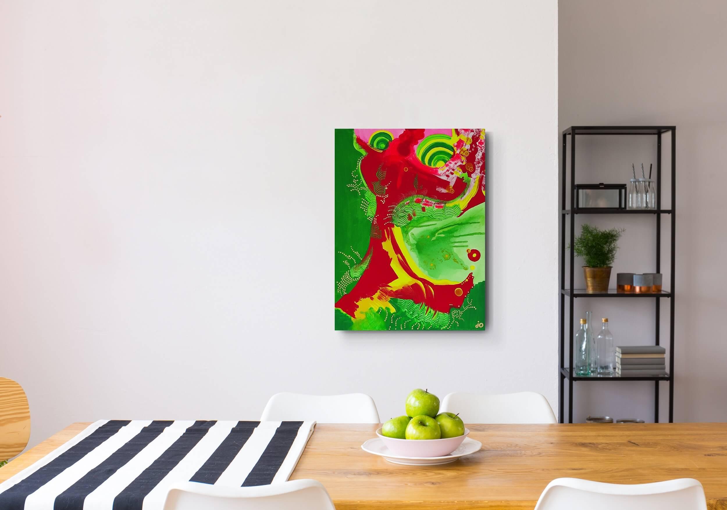 aranżacja wnętrz, malarstwo współczesne, obraz, ręcznie malowany, kolor, magia, piękne wnętrze, mój dom moje miejsce, urzadzamy mieszkanie, w domu najlepiej, do salonu