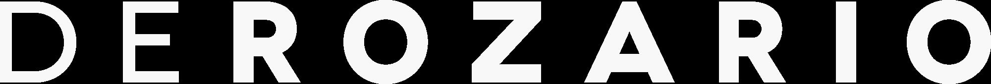 Logo van restaurant de Rozario