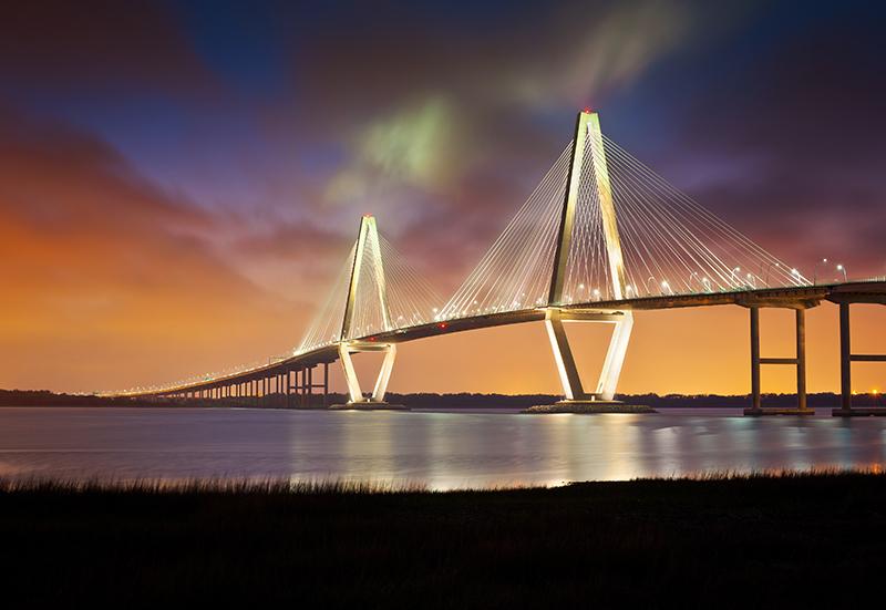 South Carolina Bridge Image
