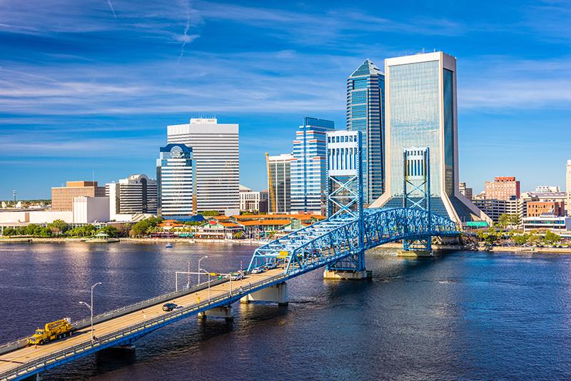 Florida Skyline Image