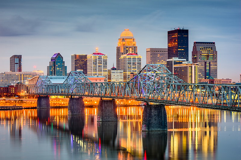Kentucky Skyline Image