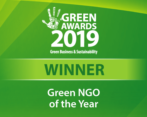 Green Awards 2019 - Winner - Green NGO of the Year
