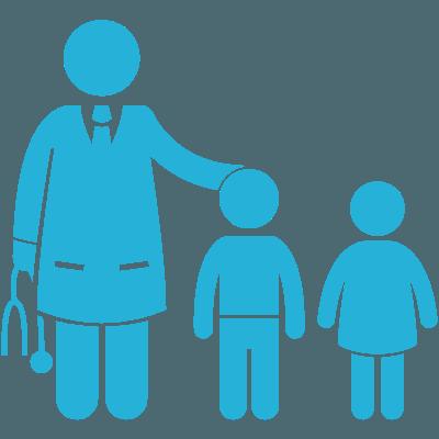 pediatric doctor icon