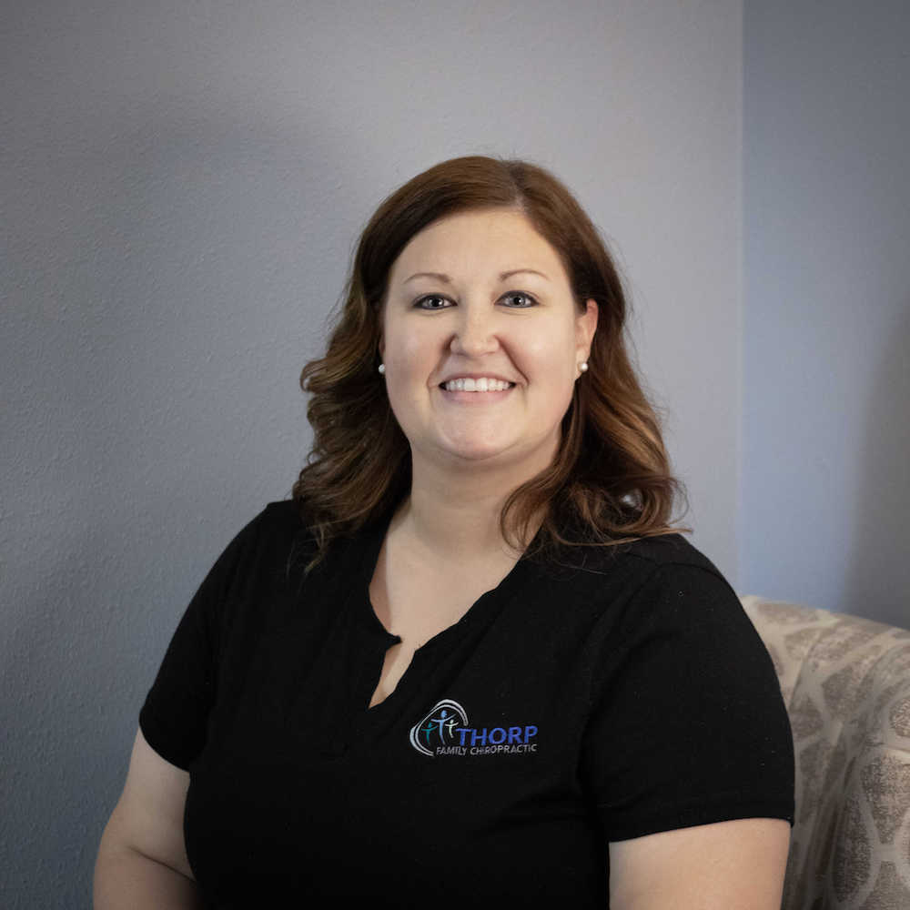 Dr. Jessica Rohde, DC - Doctor of Chiropractic