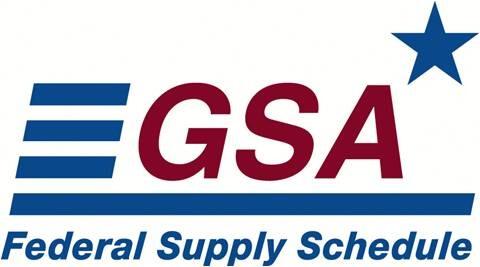 GSA: Federal Supply Schedule logo