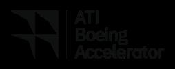 ATI Boeing Accelerator logo