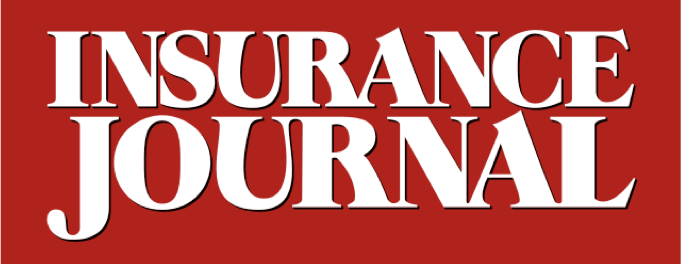Insurance Journal logo leading to the article featuring upcover