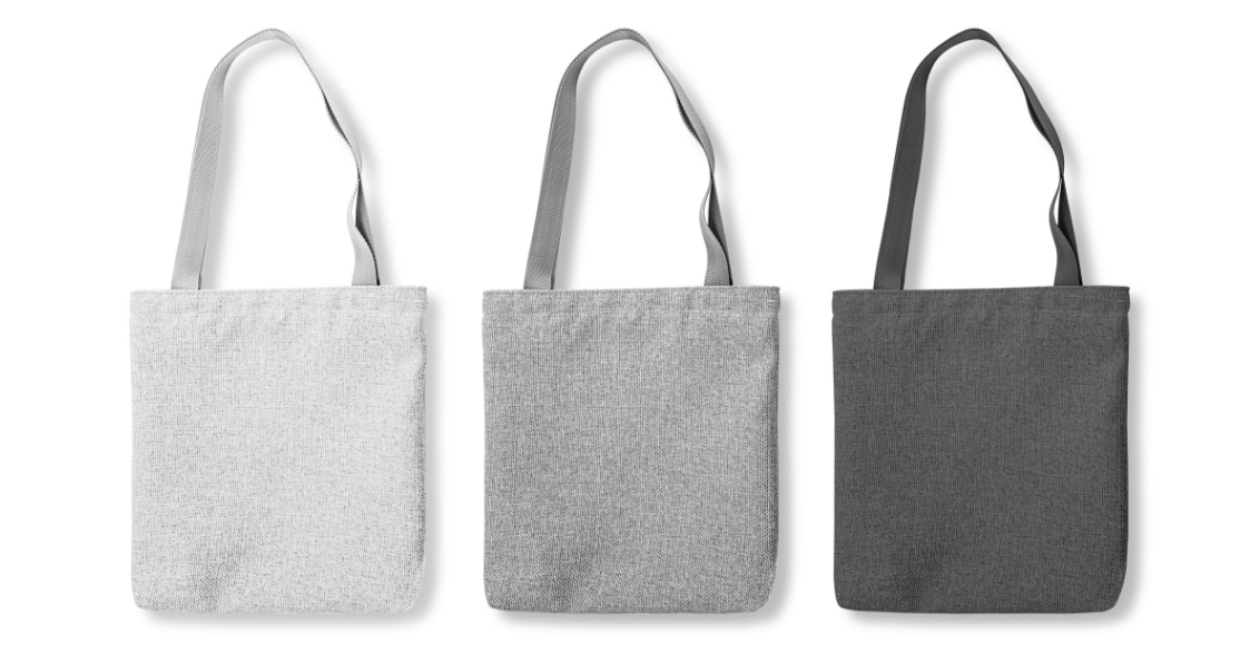 high quality ready stock tote bag suited for customisation
