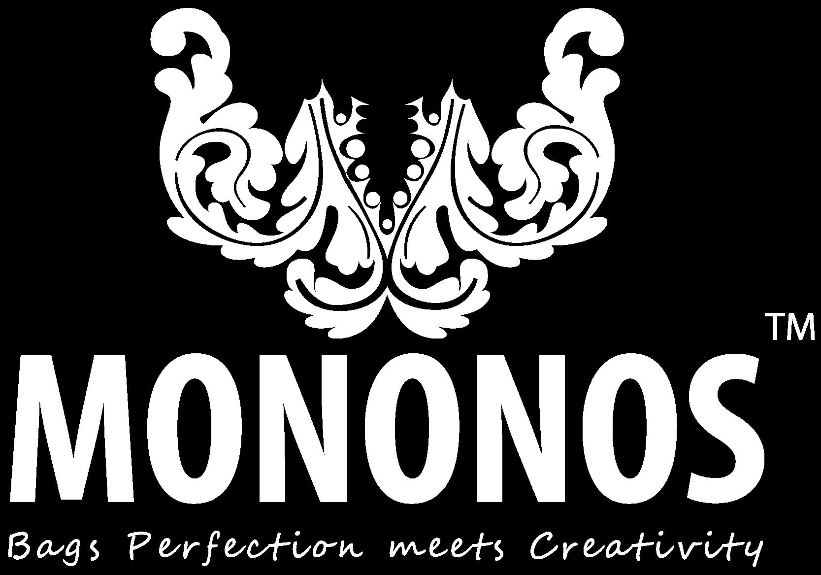 mononos logo white