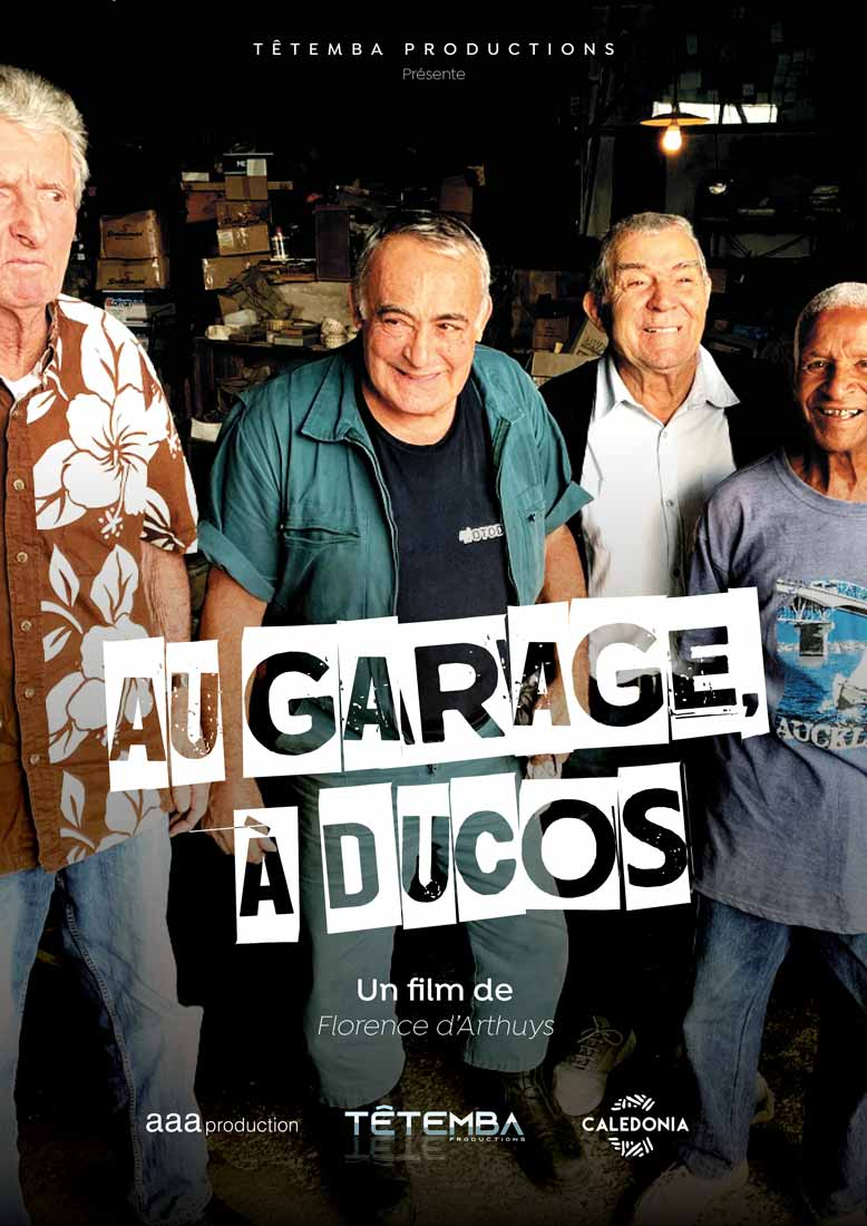 Au garage, à Ducos