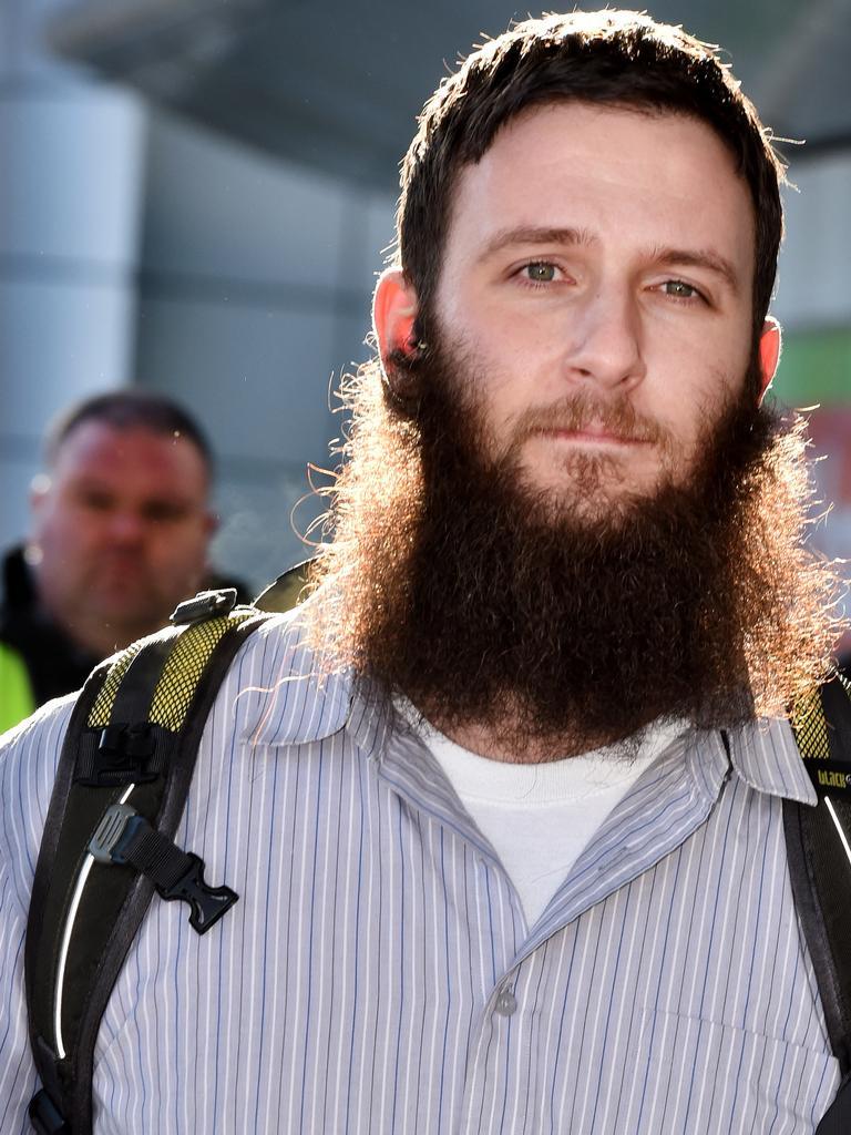 Jihadist Robert Edward Cerantonio.
