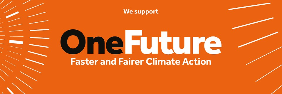 VOICE a proud supporter of the OneFuture campaign