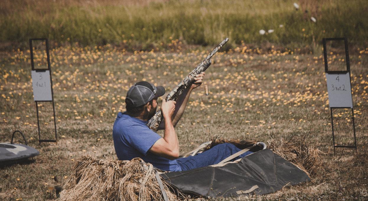 Creswell Clay Shooting
