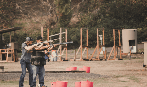 Clay Targets Private Instruction