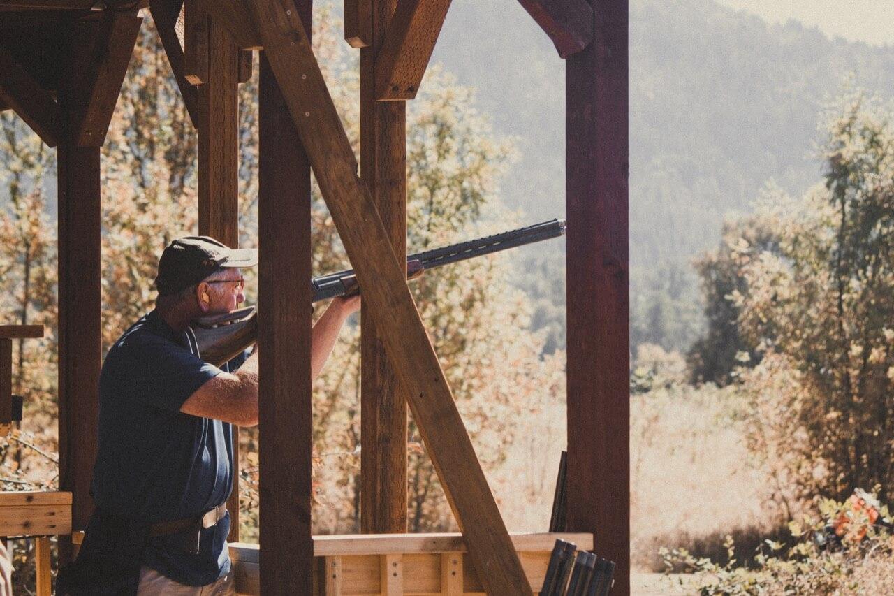 Shooting Range Clay Targets