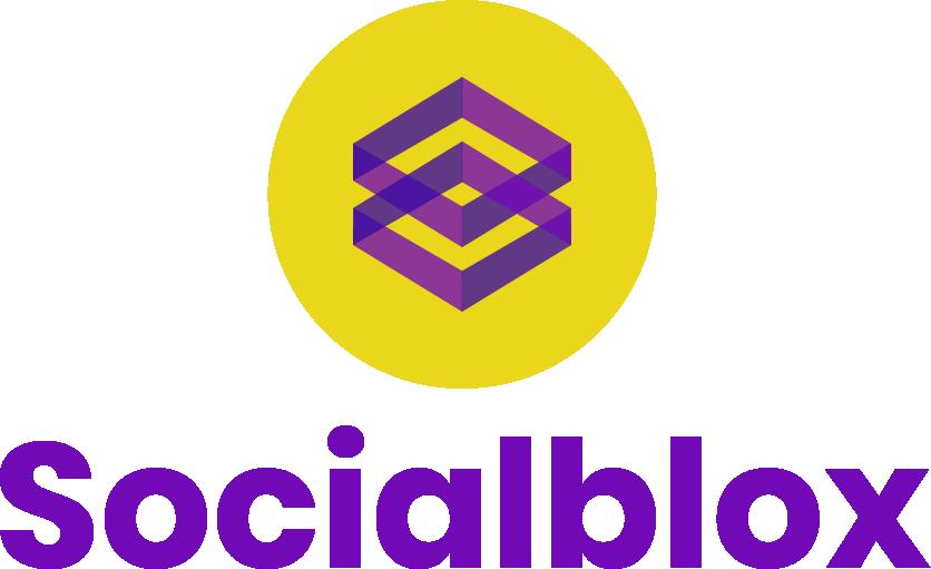 Logo of SocialBlox