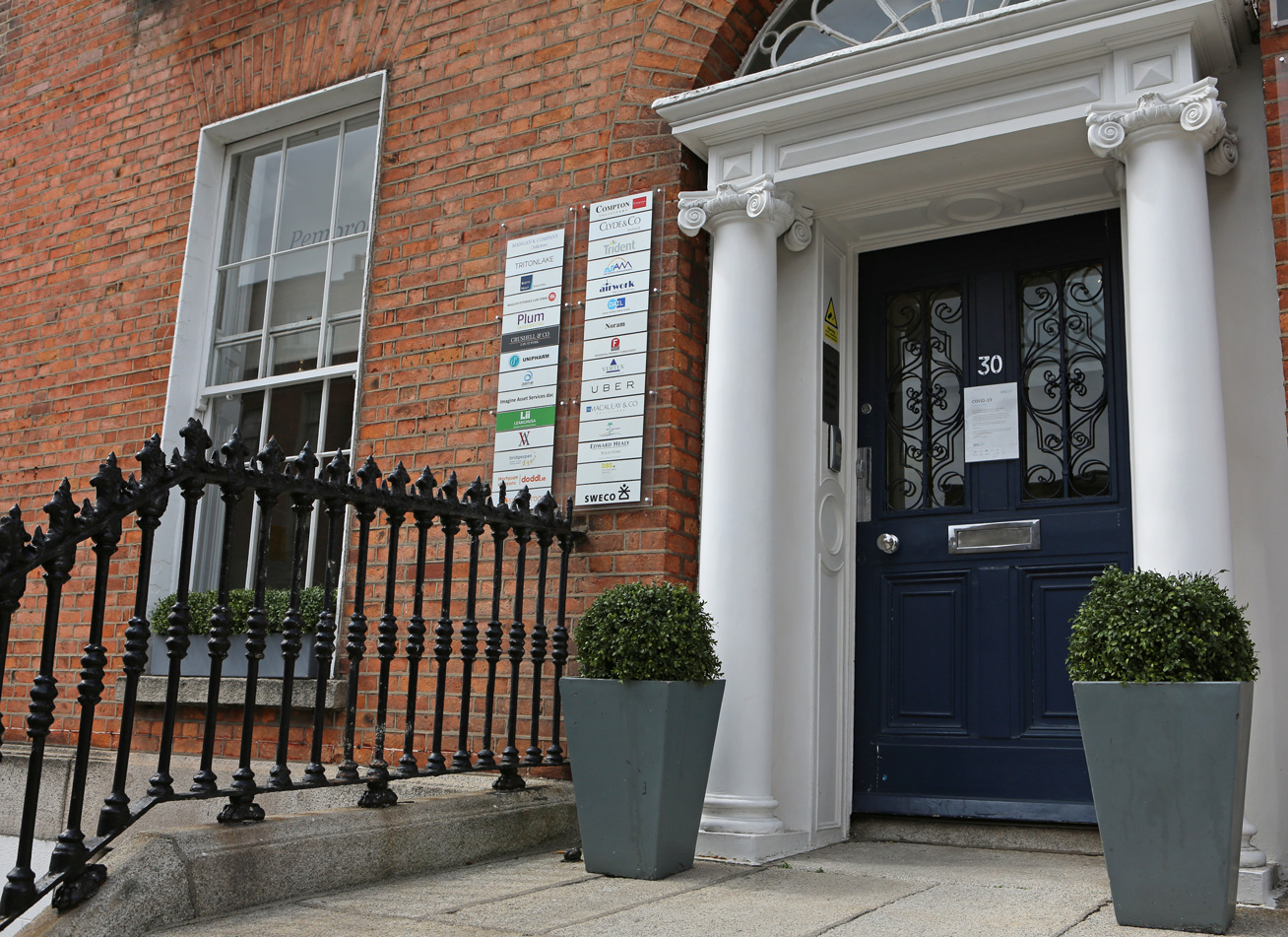 Beatty Healy Offices, 30 Pembroke Square, Dublin