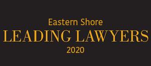 Eastern Shore Leading Lawyers 2020 logo