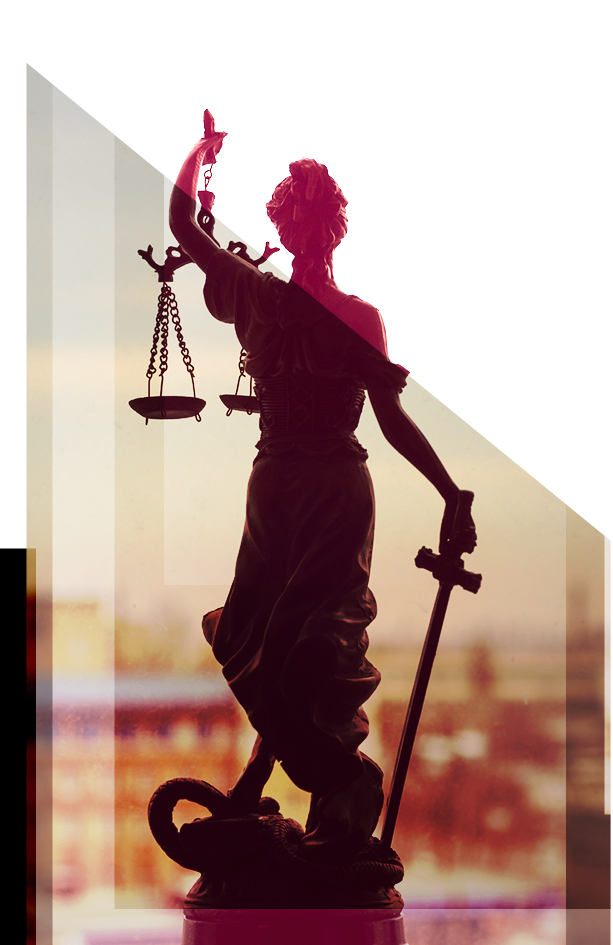 Lady Justice statue watching over Washington, D.C. Tax attorneys