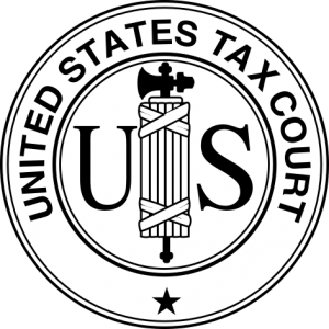 US Tax Court Logo