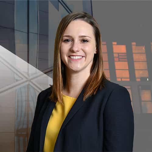 Kaitlyn Loughner, Senior associate at Frost Law Firm