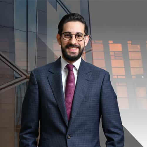 Eli Noff, partner at Frost Law Firm