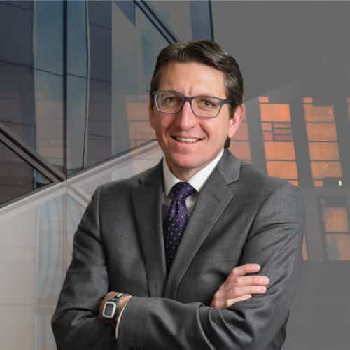 Matthew Kraeuter, Partner at Frost Law Firm