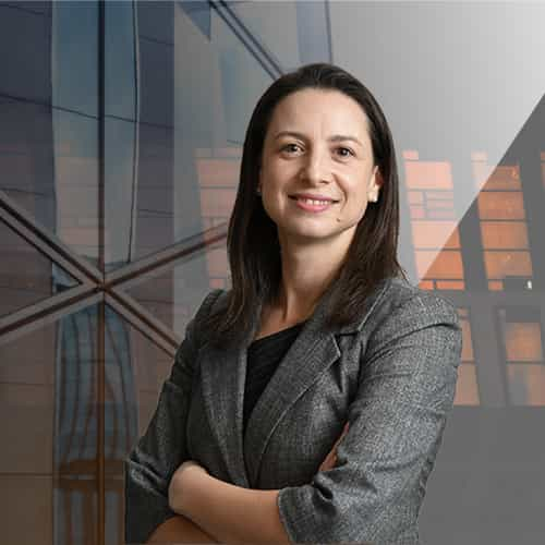 Rebecca Sheppard, Senior associate at Frost Law firm