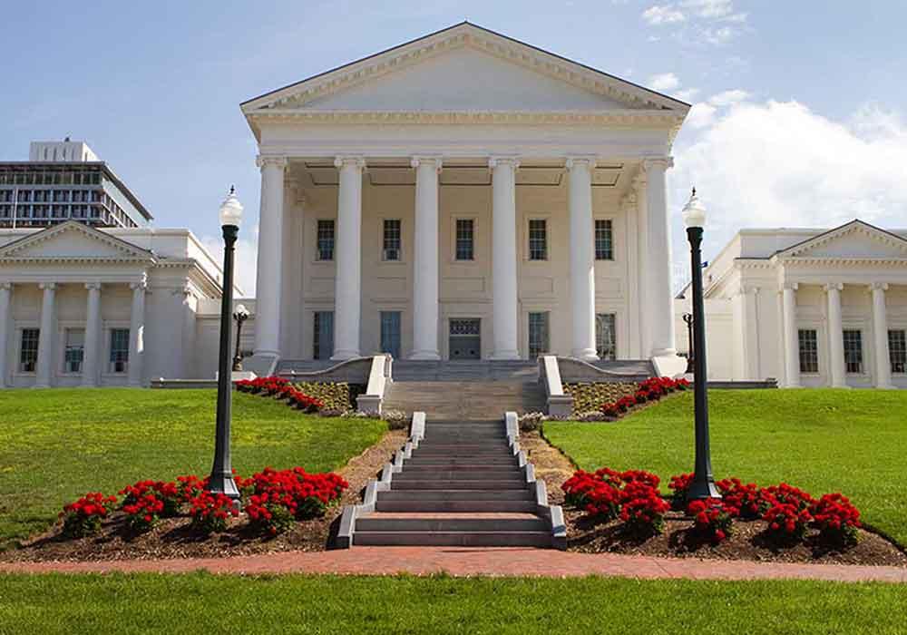 Fairfax, VA landmark