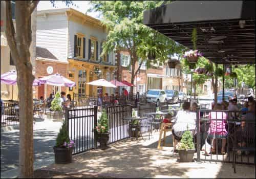 Manassas, Virginia restaurants